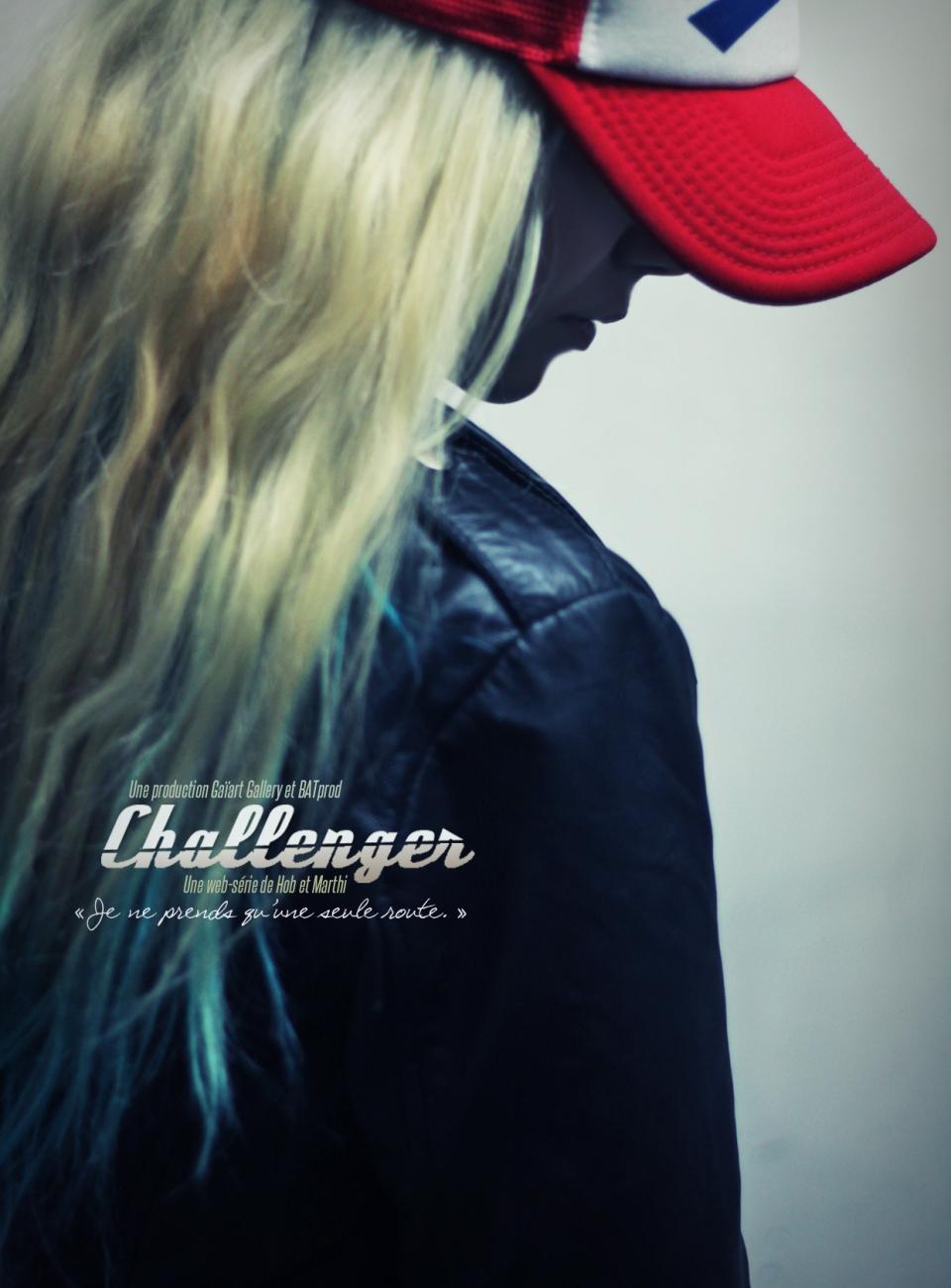 Challenger Marie test avec Lea